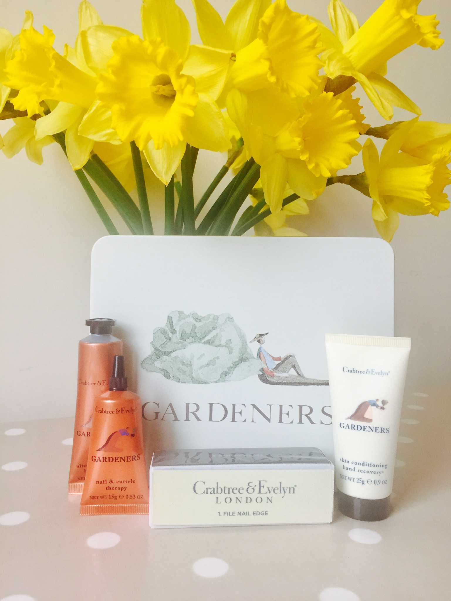Crabtree & Evelyn Gardeners Hand Recovery Set