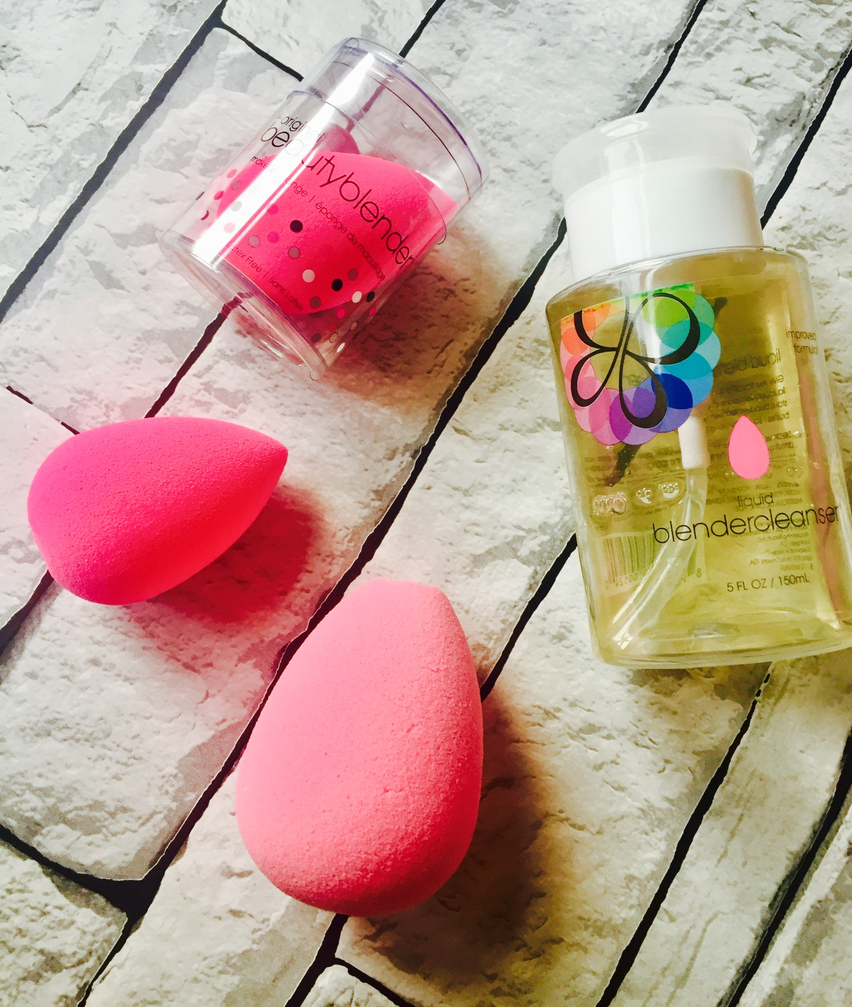 Cleaning Your Beauty Blender