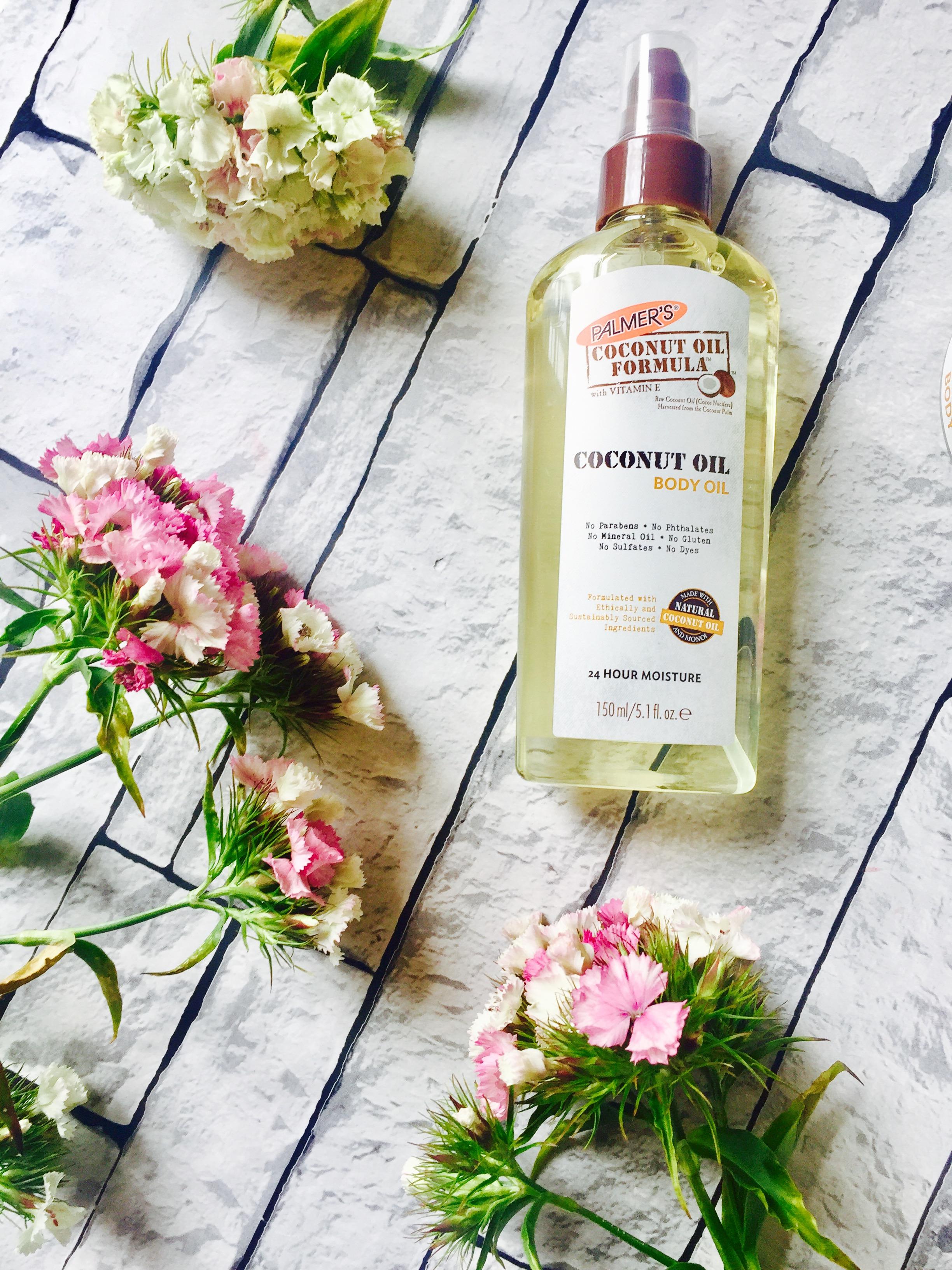 Palmer's Coconut Body Oil