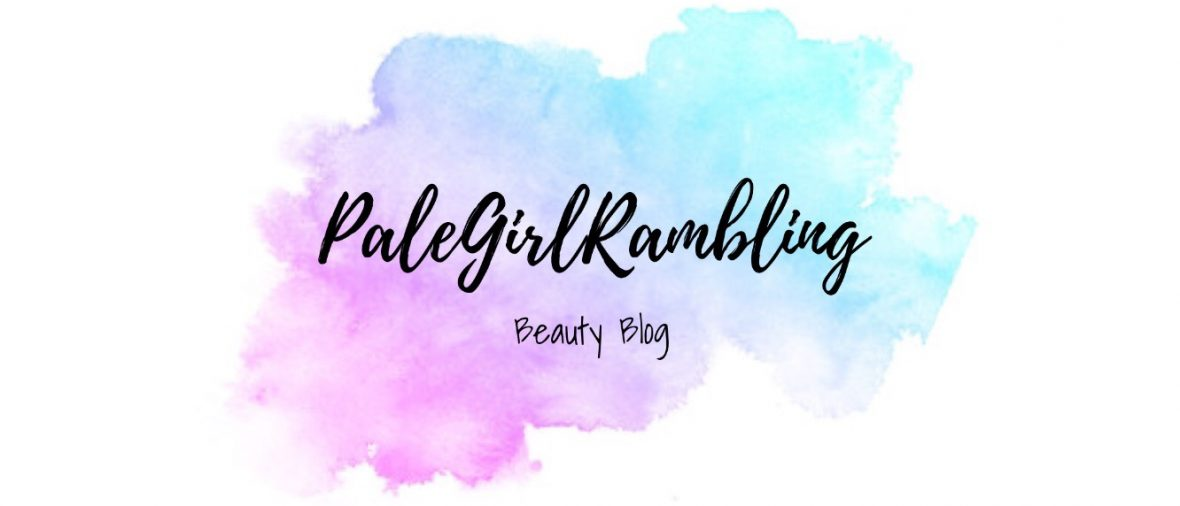 PaleGirlRambling