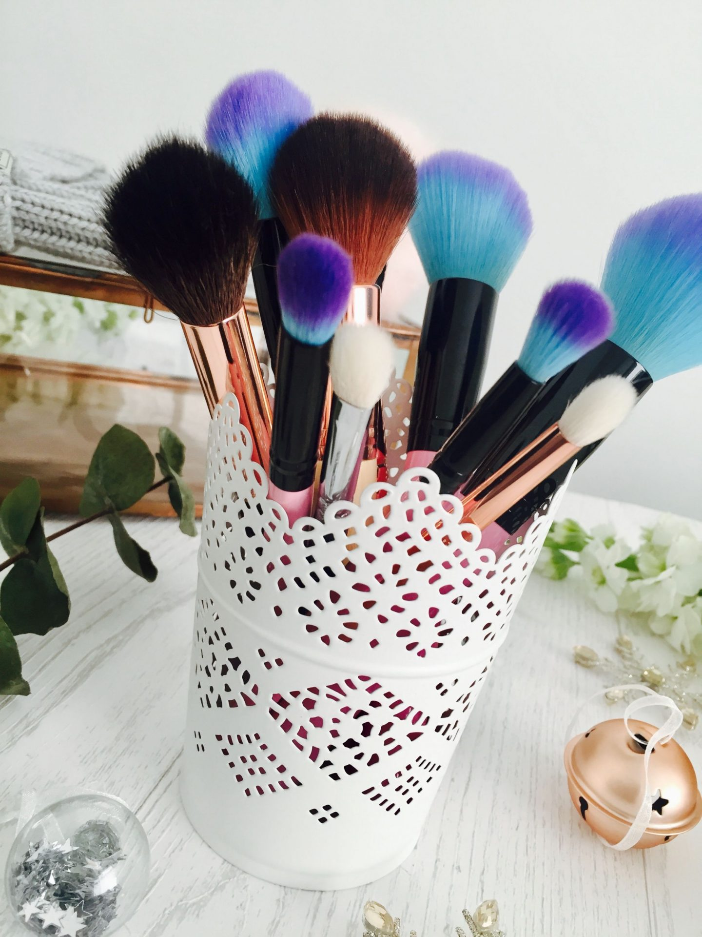 Everyday Makeup Brush Guide Spectrum Zoeva Charlotte Tilbury