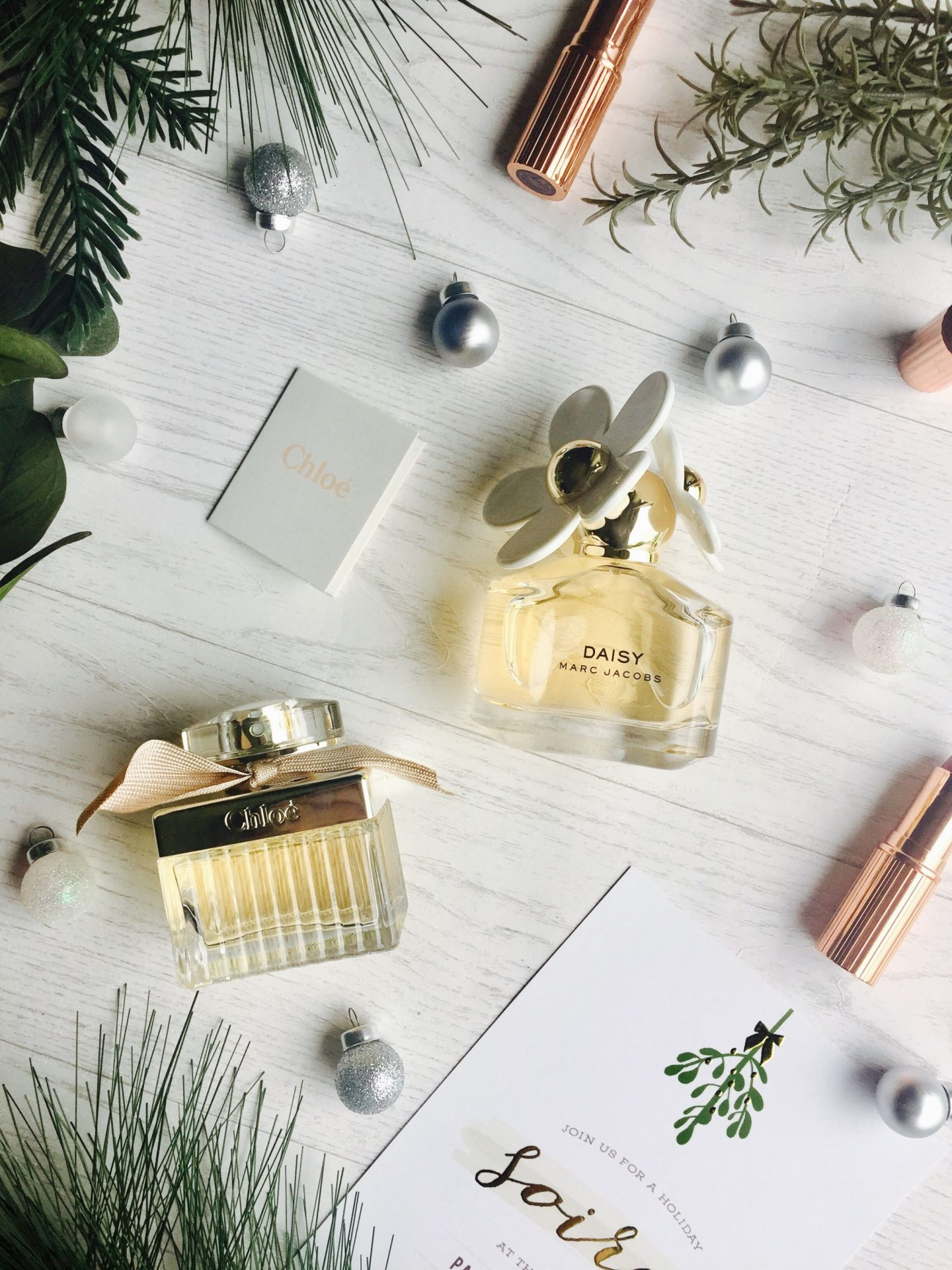 Christmas Gifting Week Fragrance Direct Marc Jacobs Chloe Daisy present ideas