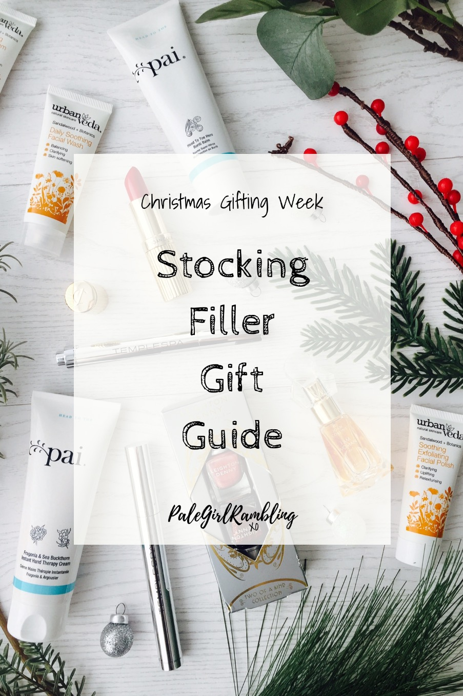 Stocking filler gift guide ideas