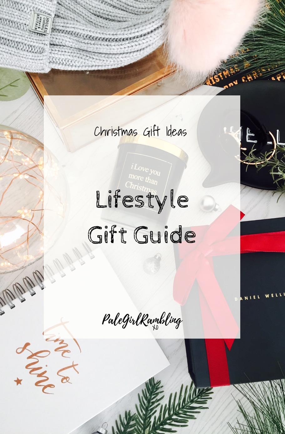 Lifestyle Gift Guide Joules Amara Jewellery pandora ring dressing table stationary Martha brook LoveGiveInk Daniel Wellington watch