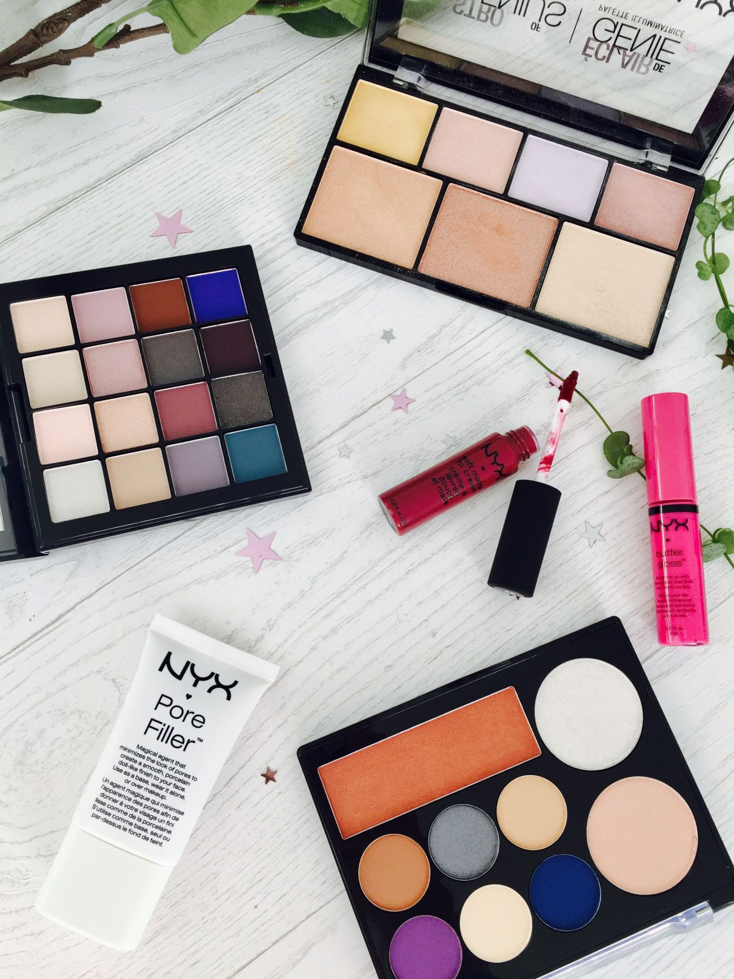 NYX Cosmetics Hauls with Debenhams