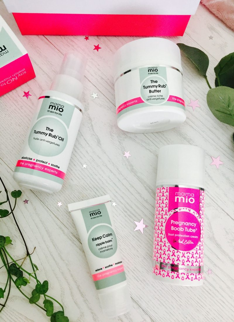 Mama Mio Pregnancy Essentials