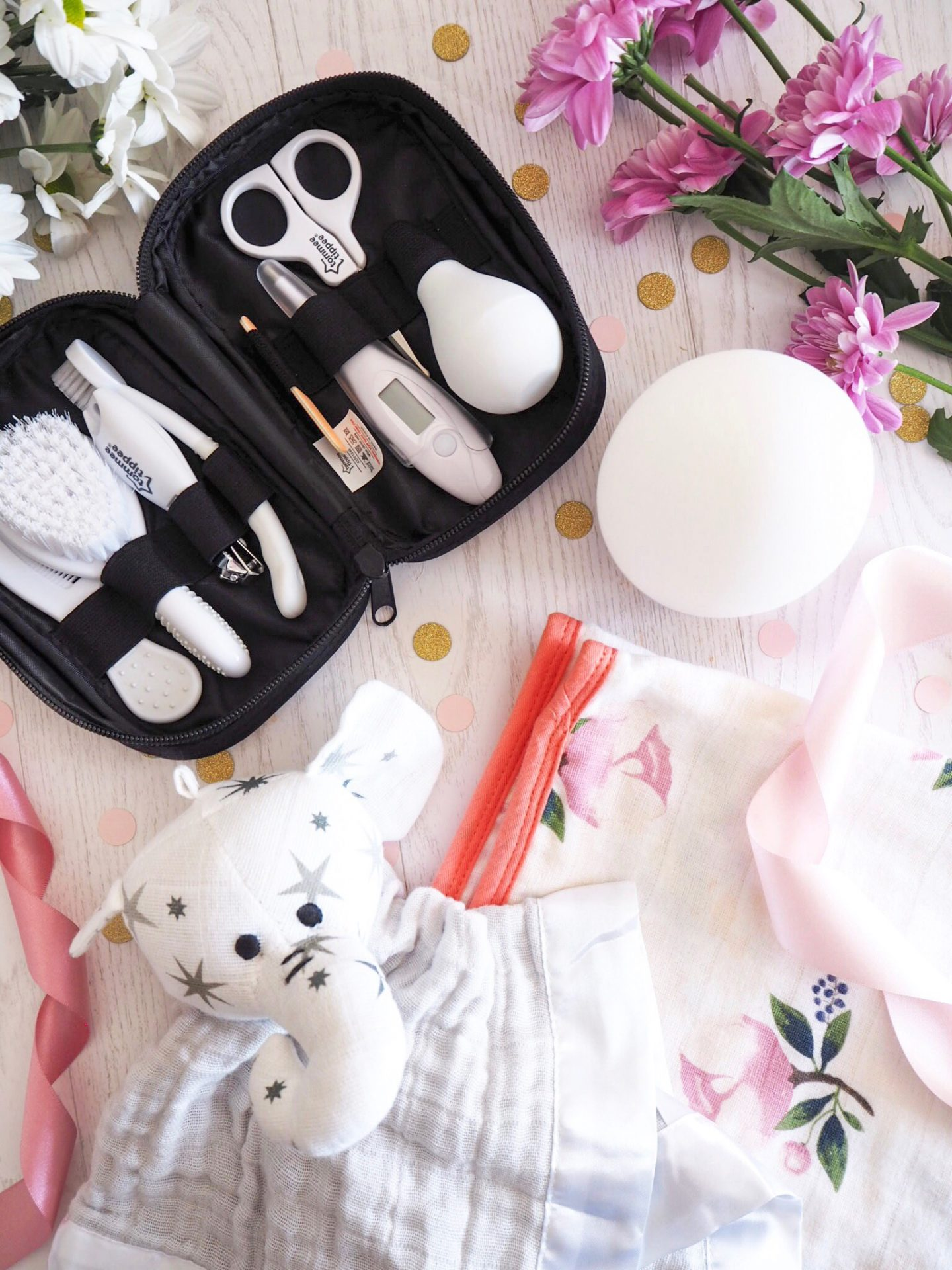 Baby accessories haul Aden + Anais tommee tippee little unicorn Gro egg the Gro company