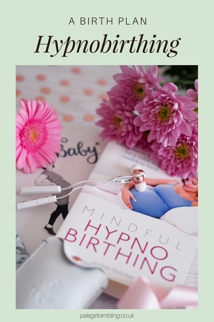 Mindful hypnobirthing and a birth plan natural