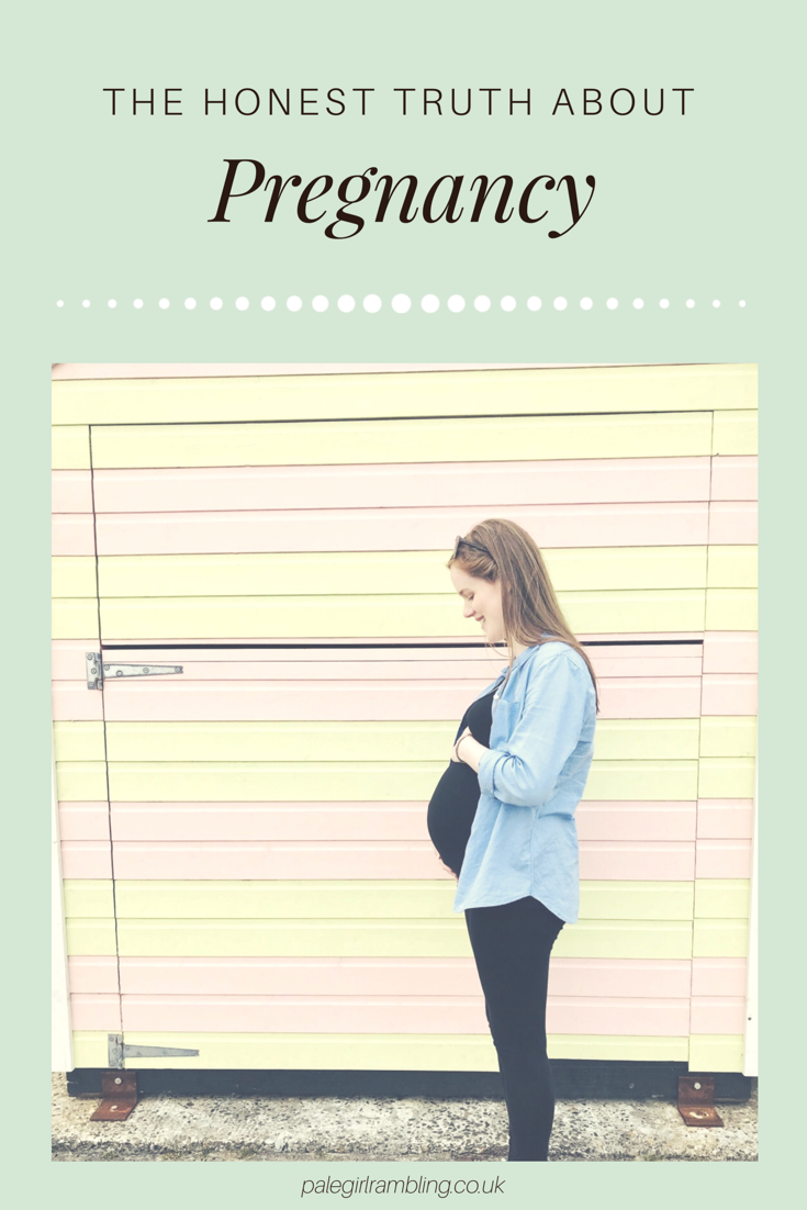 Pregnancy - What Nobody Tells You honest truth 7 things about