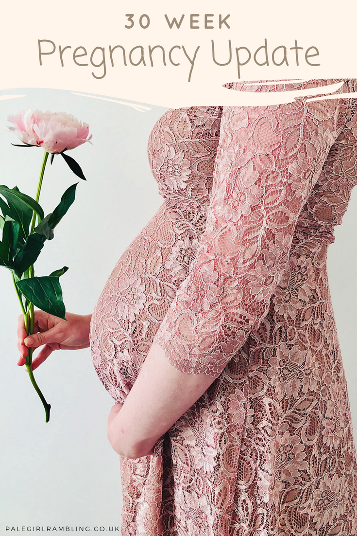30 week pregnancy update and bumpie