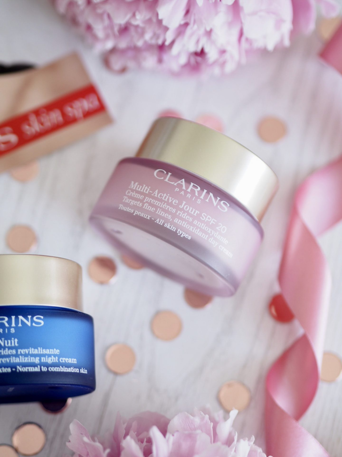Clarins Skin Spa Facial Review