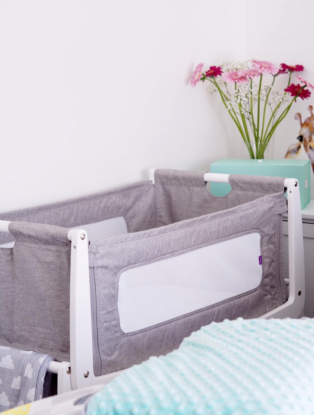 Snuzpod2 vs Snuzpod3 cosleeping crib