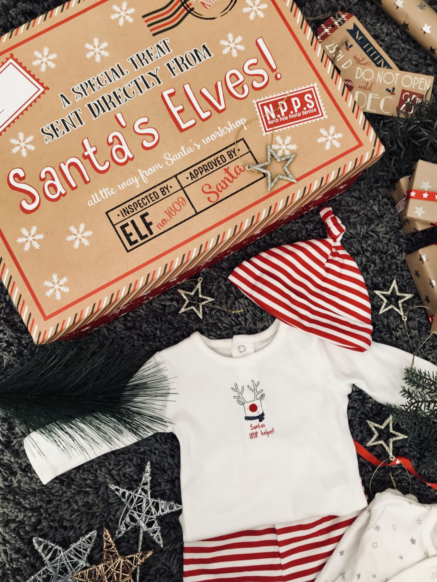 How To Create the Perfect Christmas Eve Box Matalan