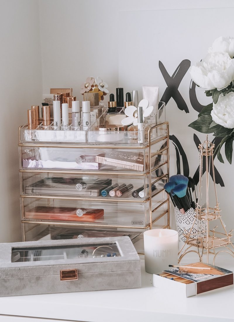 Beauty Storage Solutions with Beautify