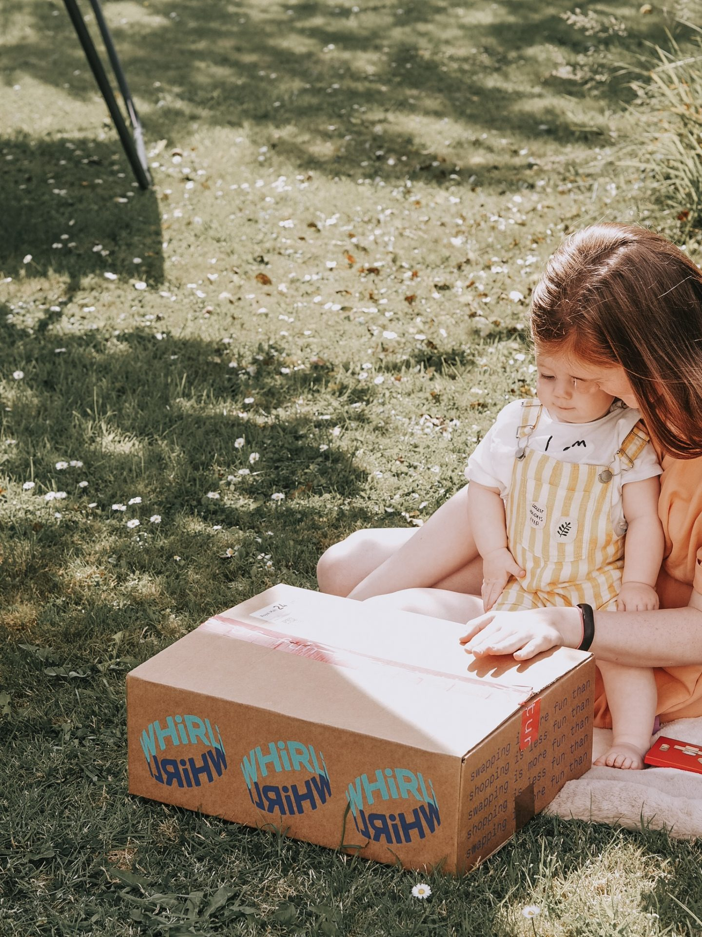 Whirli - An Online Toy Box