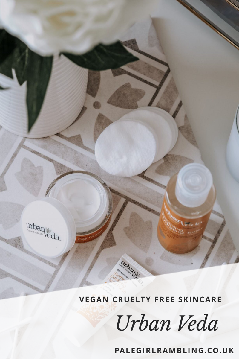 Urban Veda Skincare Fragrance Direct