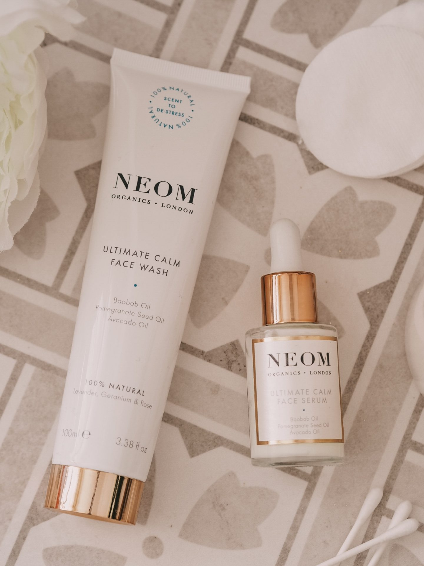 Neom Organics Ultimate Calm Skincare
