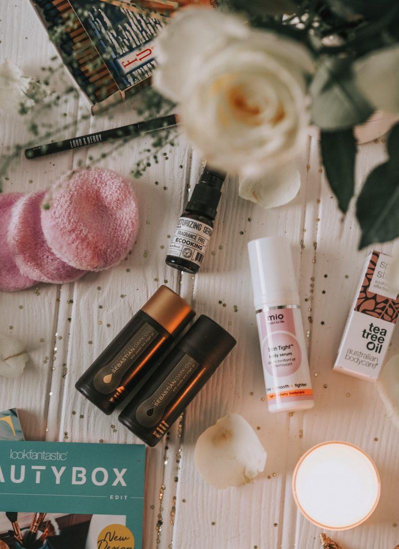 Look Fantastic Beauty Box – January 2020 Edit