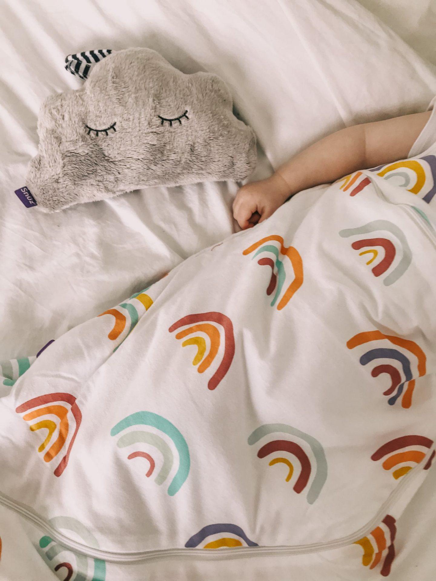 Snuz pouch Snuz cloud baby sleep