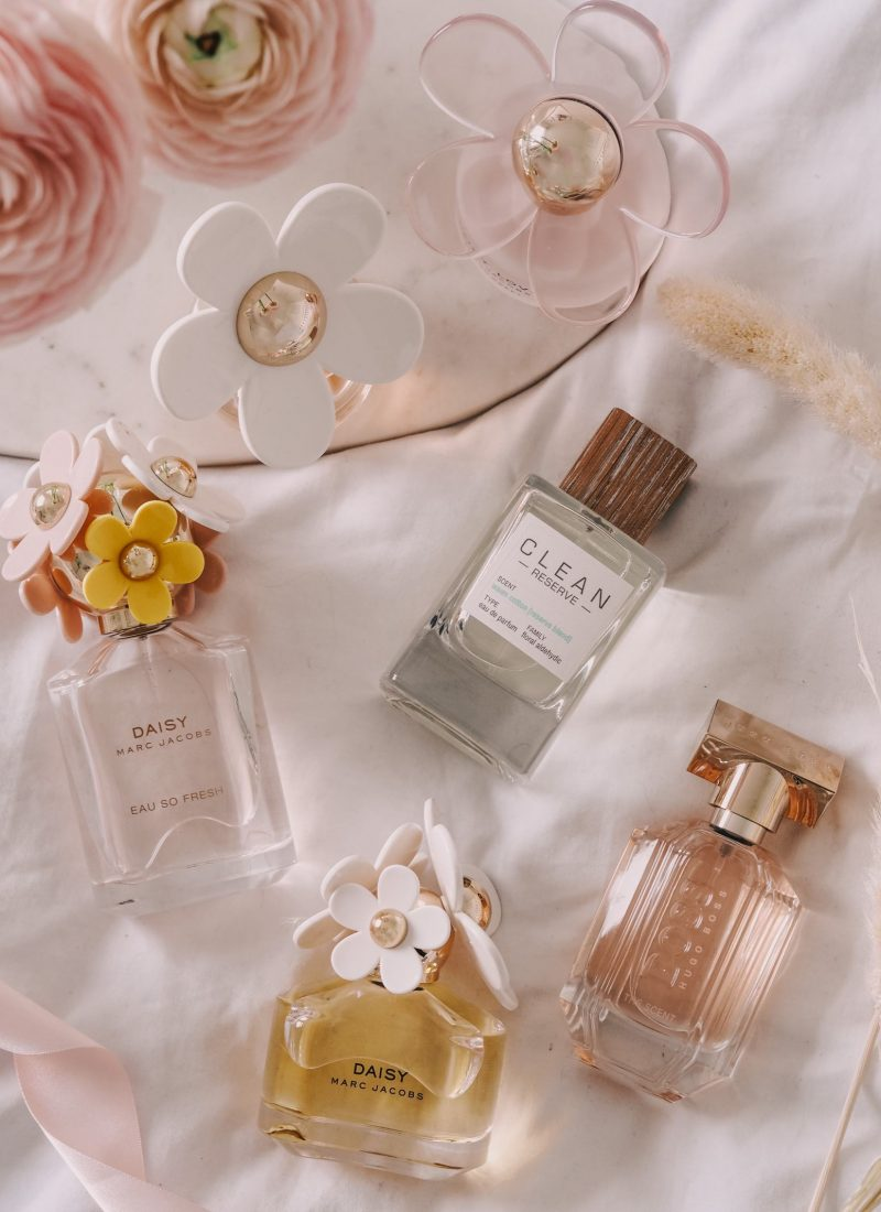 Favourite Everyday Fragrances