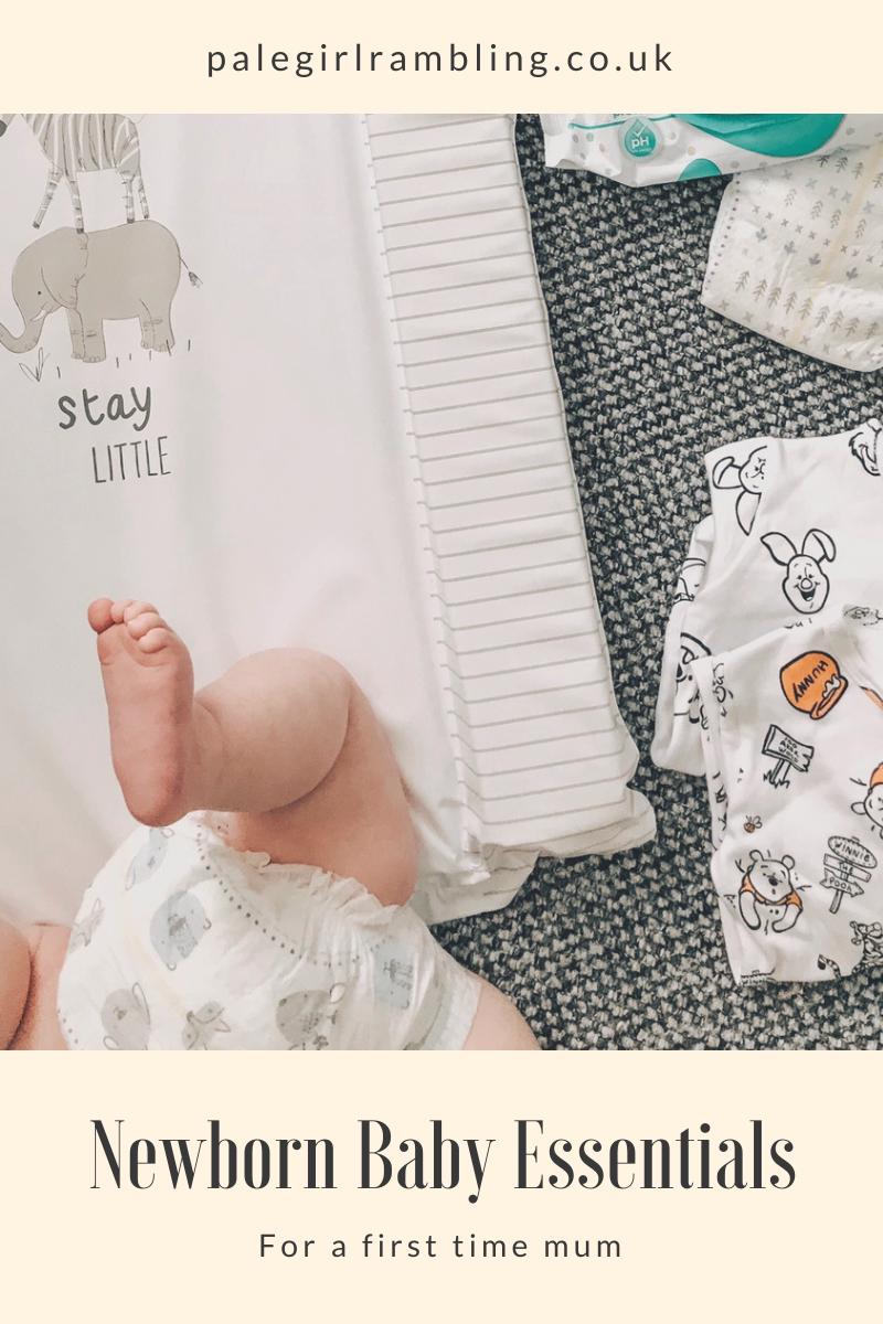Top 5 Baby Essentials