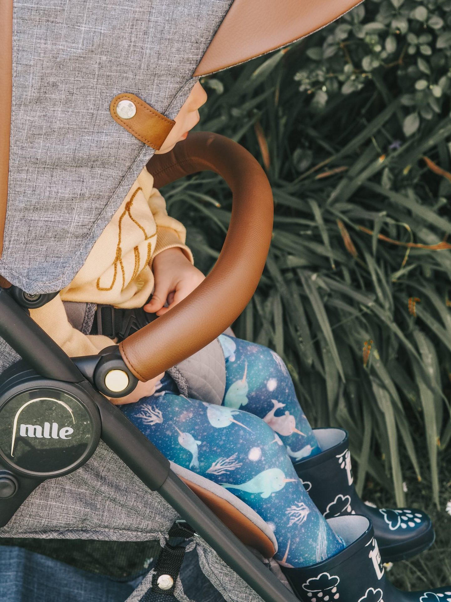 Mlle Baby Venture - An Earth Conscious Pushchair
