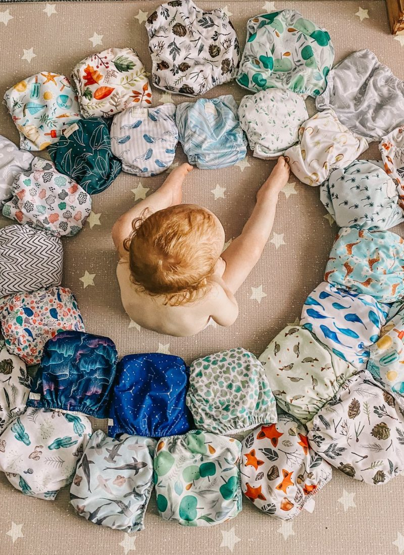 Step by Step Guide to Using Cloth Nappies