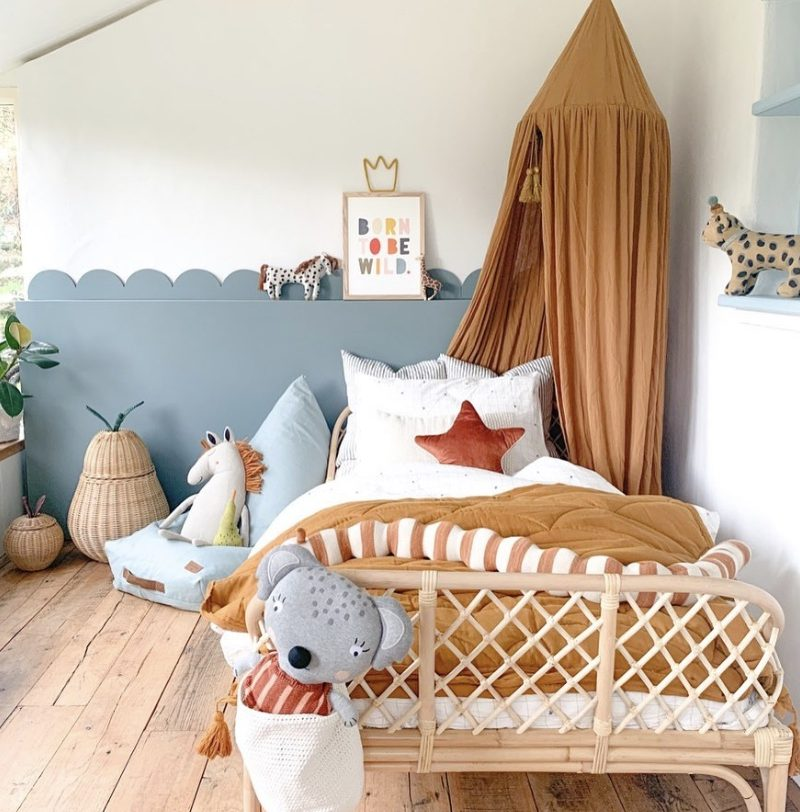 Toddler Bedroom Wish List & Inspo