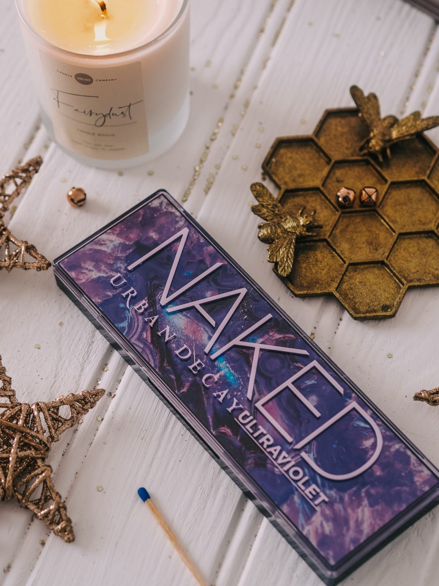 Urban Decay Naked Ultraviolet Review & Swatches