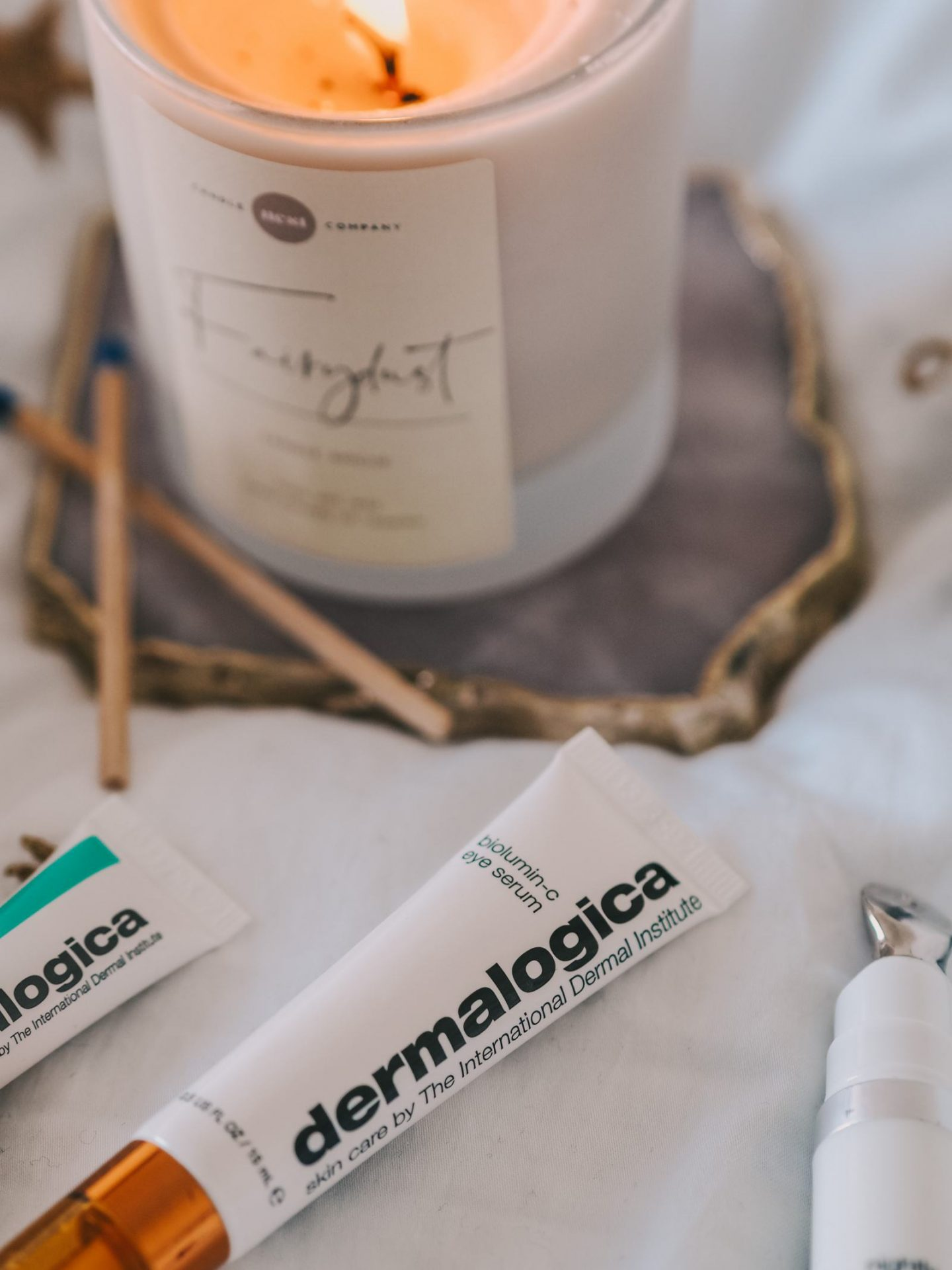 Virtual Face Mapping with Dermalogica
